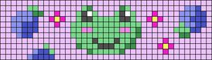 Alpha pattern #87136