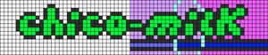 Alpha pattern #87144