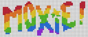 Alpha pattern #87145