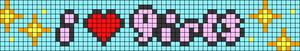 Alpha pattern #87152