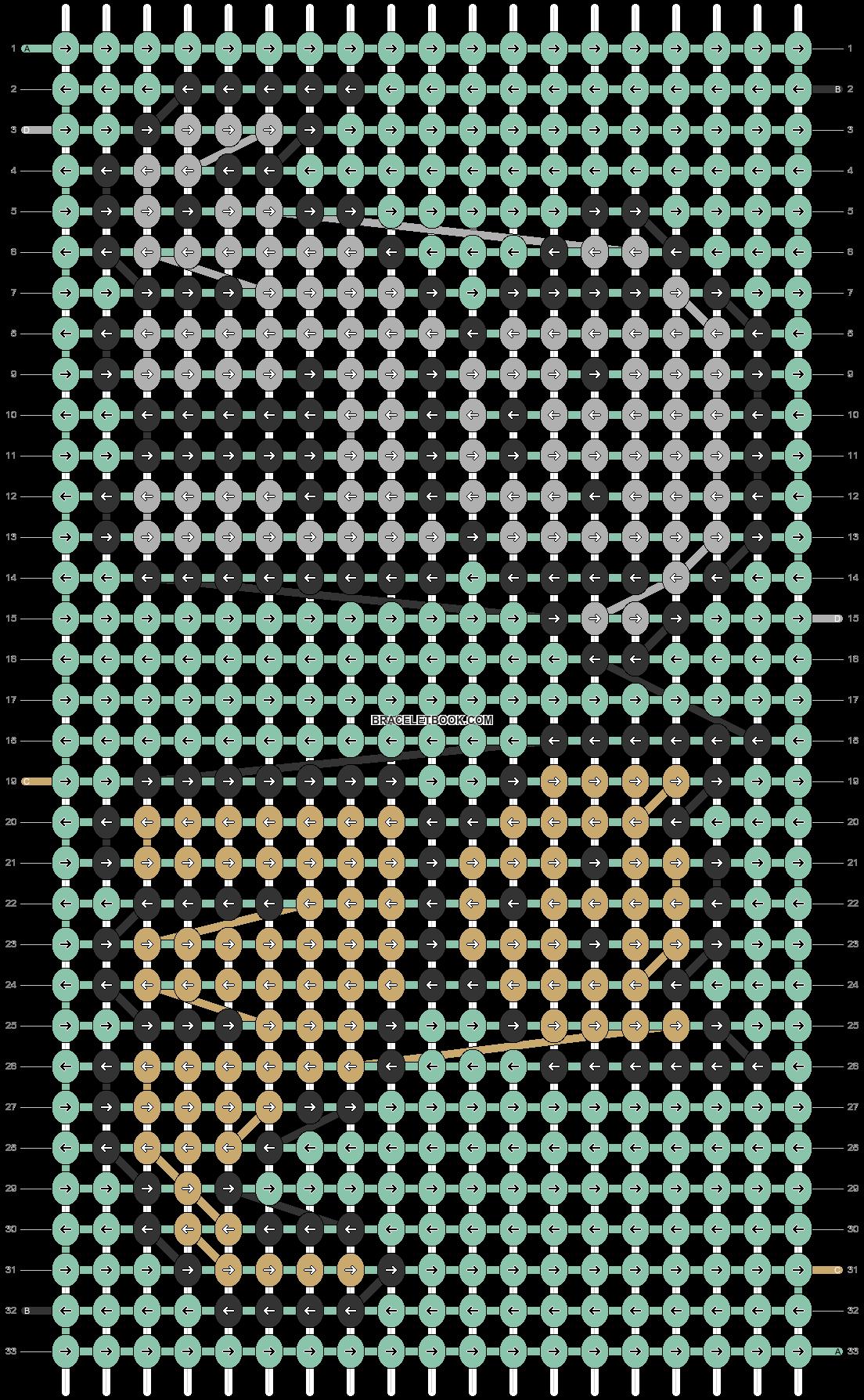 Alpha pattern #87188 pattern