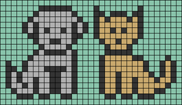 Alpha pattern #87188