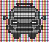 Alpha pattern #87189