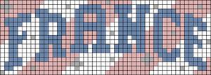 Alpha pattern #87193