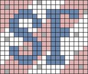 Alpha pattern #87195