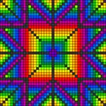 Alpha pattern #87197