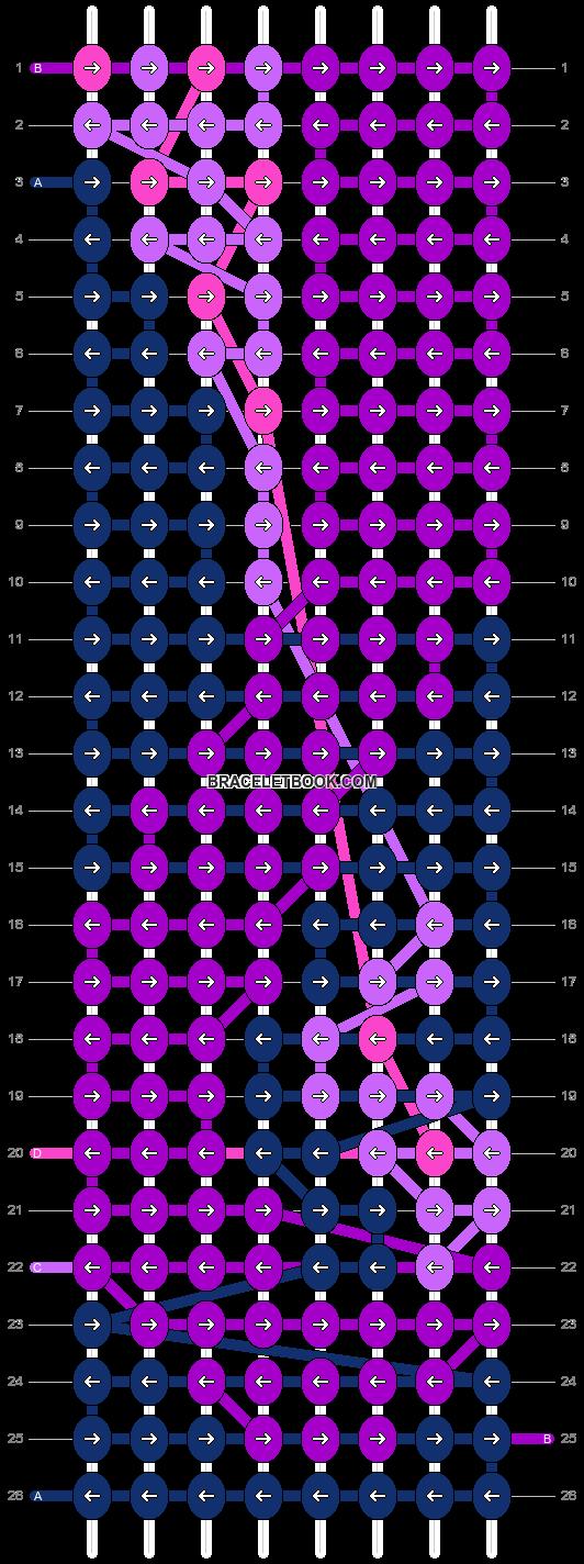 Alpha pattern #87198 pattern