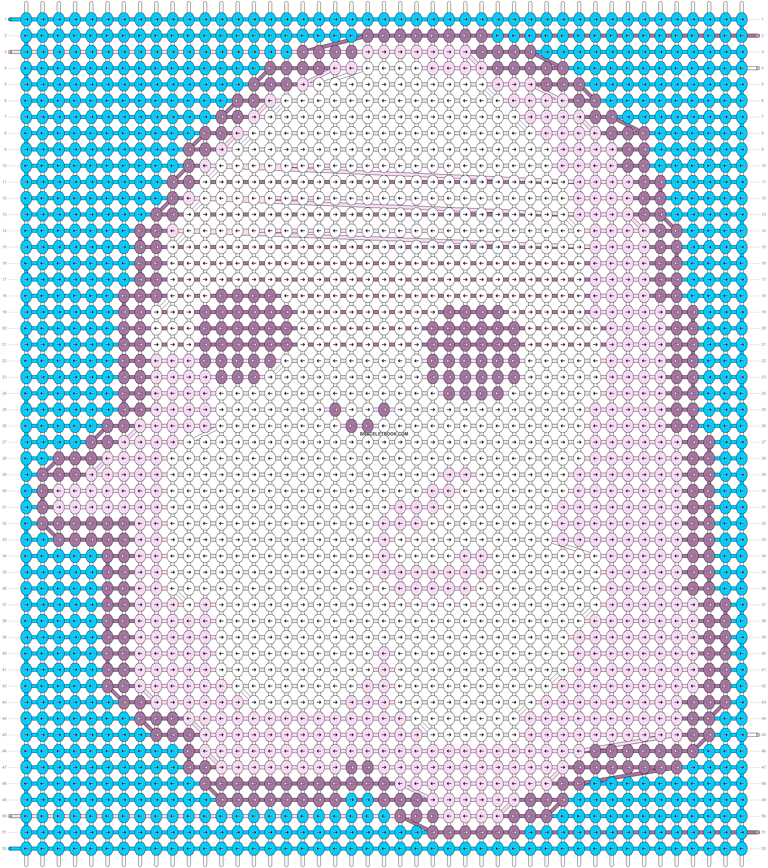 Alpha pattern #87204 pattern