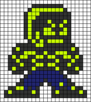 Alpha pattern #87219