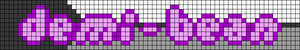 Alpha pattern #87241