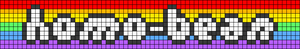 Alpha pattern #87242