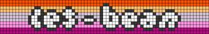 Alpha pattern #87245