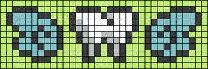Alpha pattern #87264