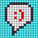 Alpha pattern #87273