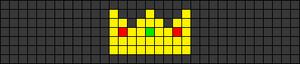 Alpha pattern #87309