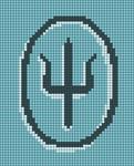 Alpha pattern #87316