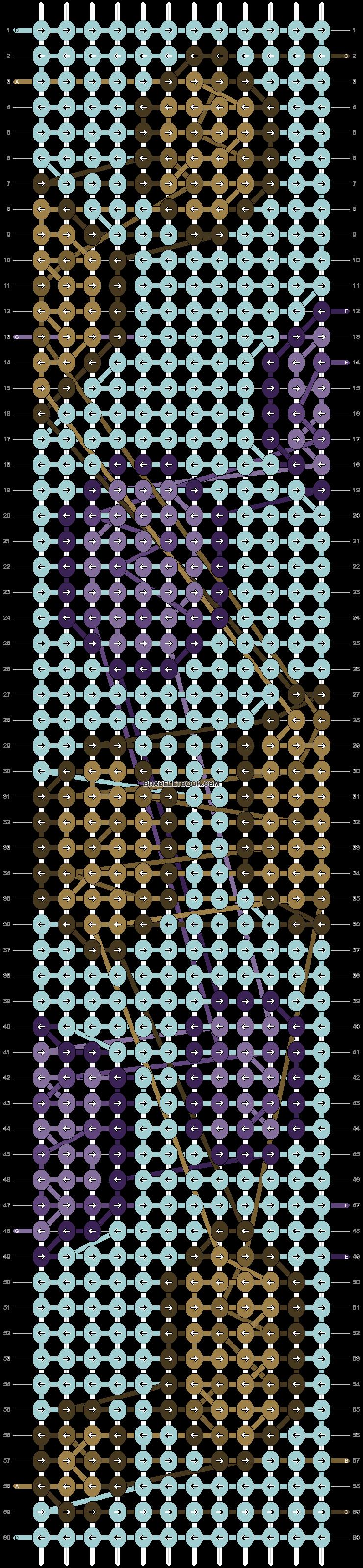 Alpha pattern #87317 pattern