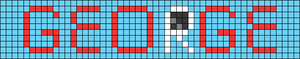 Alpha pattern #87329