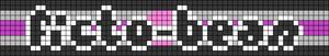 Alpha pattern #87349