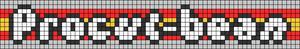 Alpha pattern #87350
