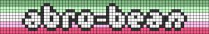 Alpha pattern #87359