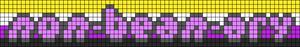Alpha pattern #87371