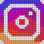 Alpha pattern #87385