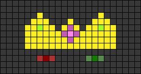 Alpha pattern #87388