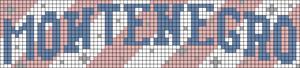 Alpha pattern #87389