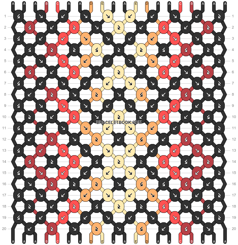 Normal pattern #87434 pattern