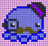 Alpha pattern #87442