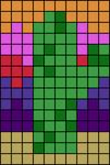 Alpha pattern #87462