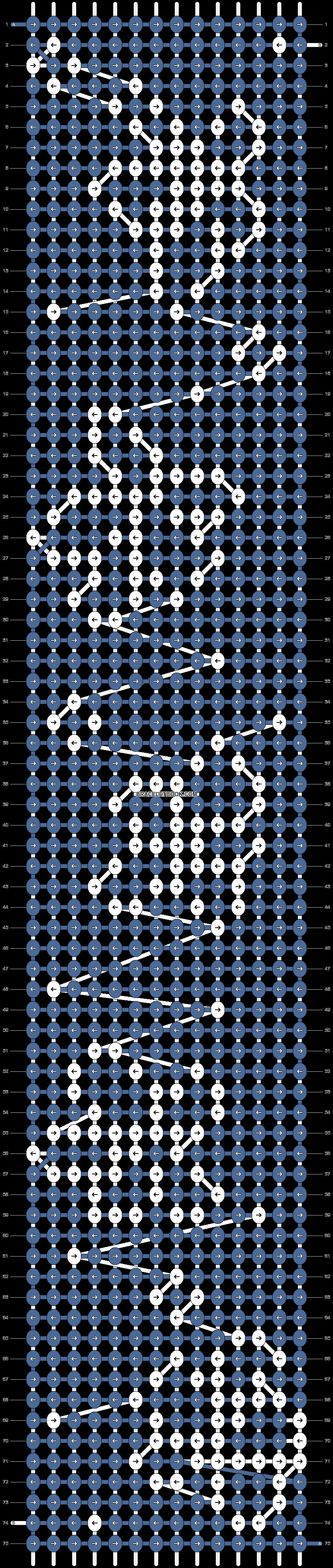 Alpha pattern #87463 pattern