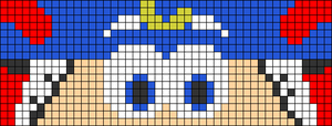 Alpha pattern #87476