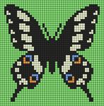 Alpha pattern #87482