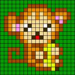 Alpha pattern #87487