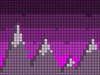 Alpha pattern #87492