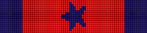 Alpha pattern #87500