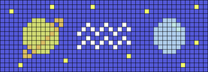 Alpha pattern #87504