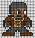 Alpha pattern #87511