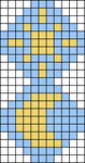 Alpha pattern #87520