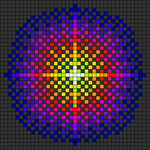 Alpha pattern #87523