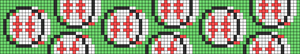 Alpha pattern #87550