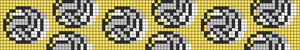Alpha pattern #87552