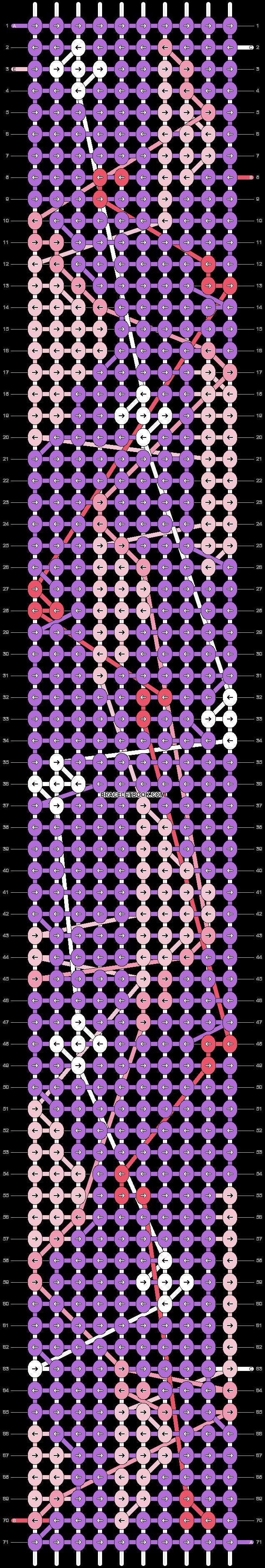 Alpha pattern #87569 pattern