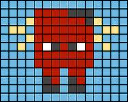 Alpha pattern #87593