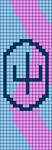 Alpha pattern #87594