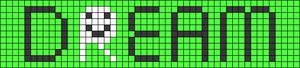Alpha pattern #87606