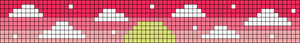 Alpha pattern #87607
