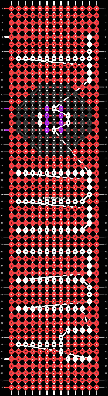 Alpha pattern #87608 pattern